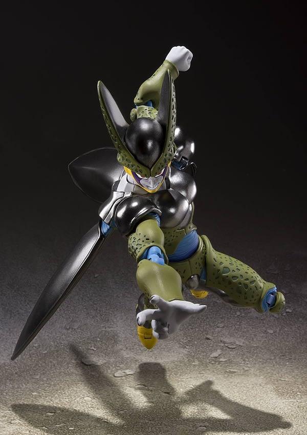 Bandai Tamashii Nations Soul of Chogokin GX-72B Megazord Black Version SDCC