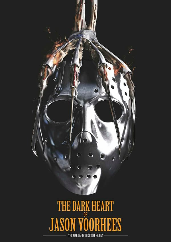 Dark Heart of Jason Voorhees Documentary Poster