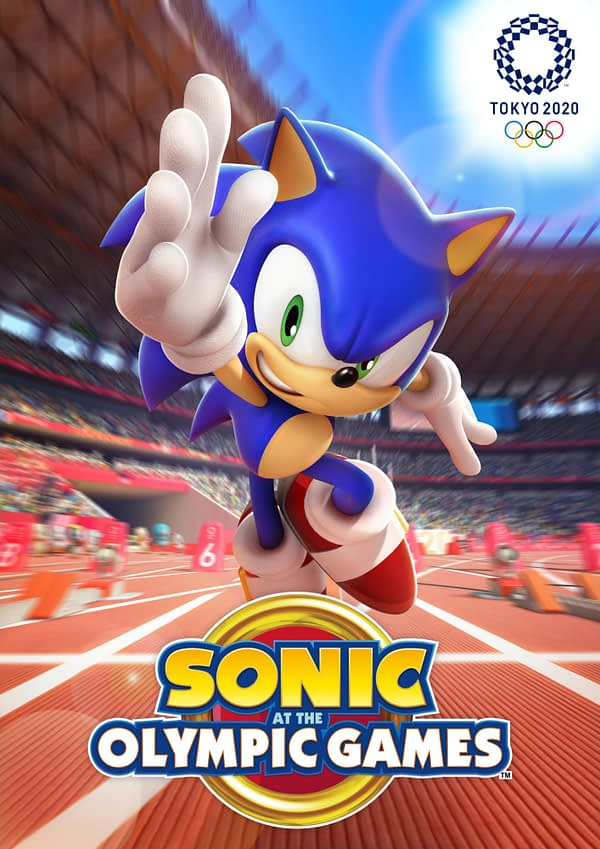 "SEGA Reveals ""Sonic At The Olympic Games Tokyo 2020"" For Mobile"