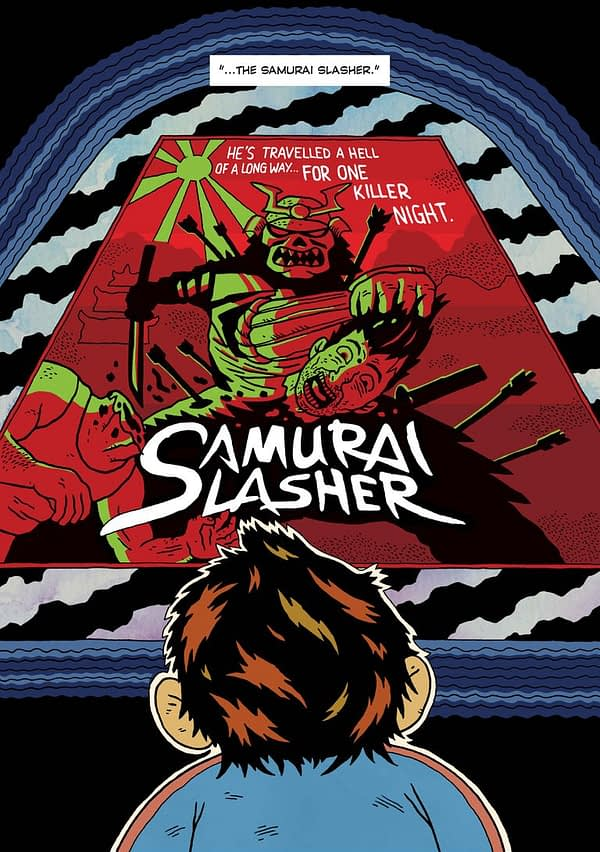 Samurai Slasher: Late Fees