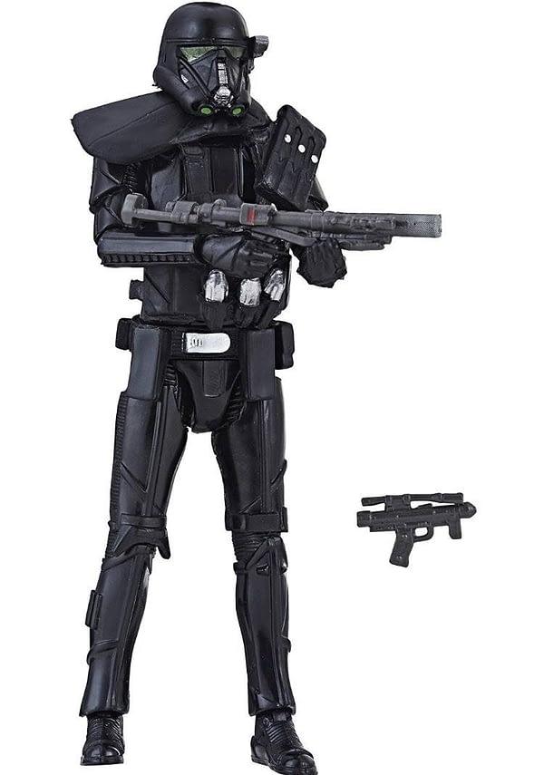 Star Wars Vintage Collection Death Trooper Loose