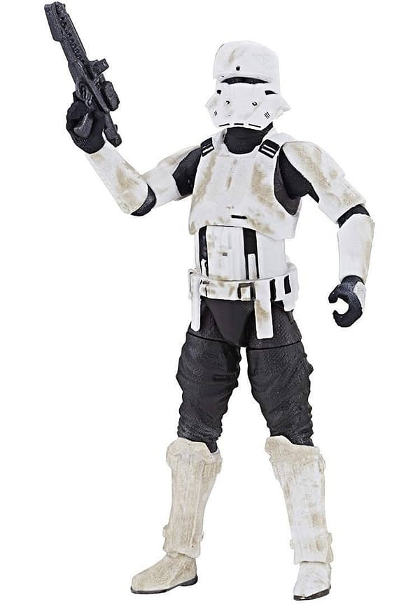 Star Wars Vintage Collection Imperial Assult Tank Driver Loose