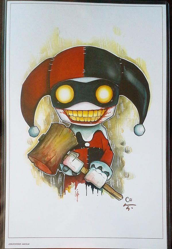 Harley by C. Uminga