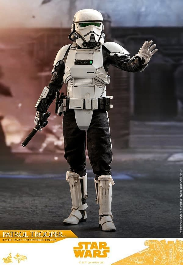 Hot Toys Solo Patrol Trooper 1