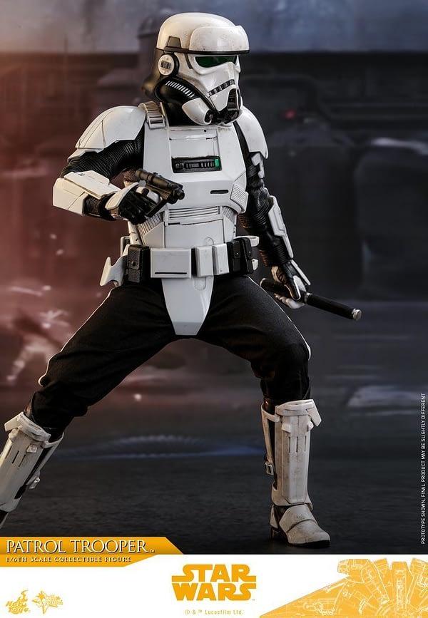 Hot Toys Solo Patrol Trooper 2