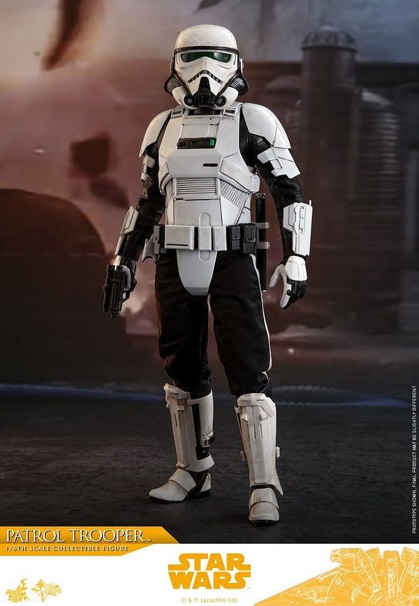 Hot Toys Solo Patrol Trooper 4