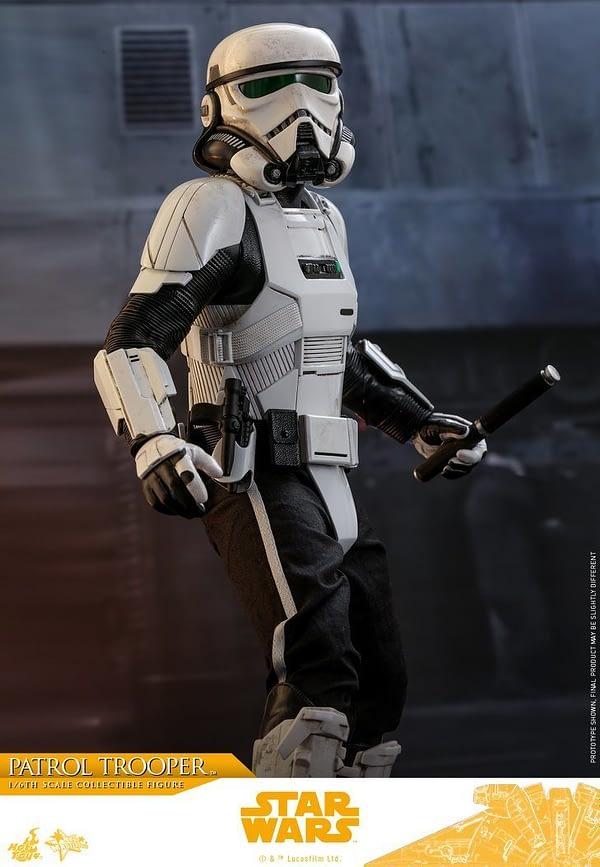 Hot Toys Solo Patrol Trooper 5