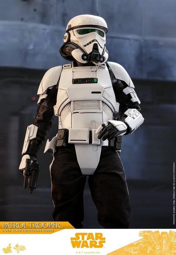 Hot Toys Solo Patrol Trooper 7