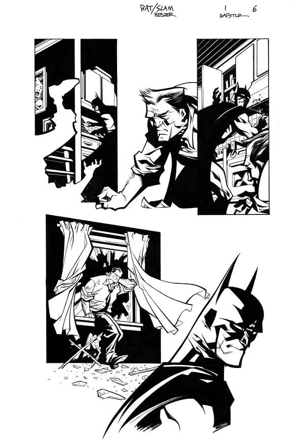 22 Hester Interview Batman