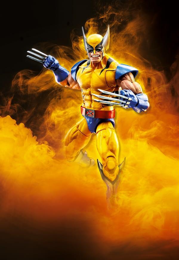 Marvel Legends 6-Inch Figure (Wolverine)