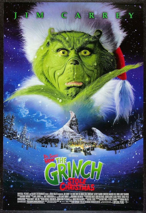 Grinch Poster