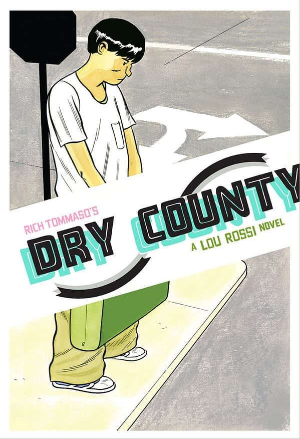 Dry County- place at END