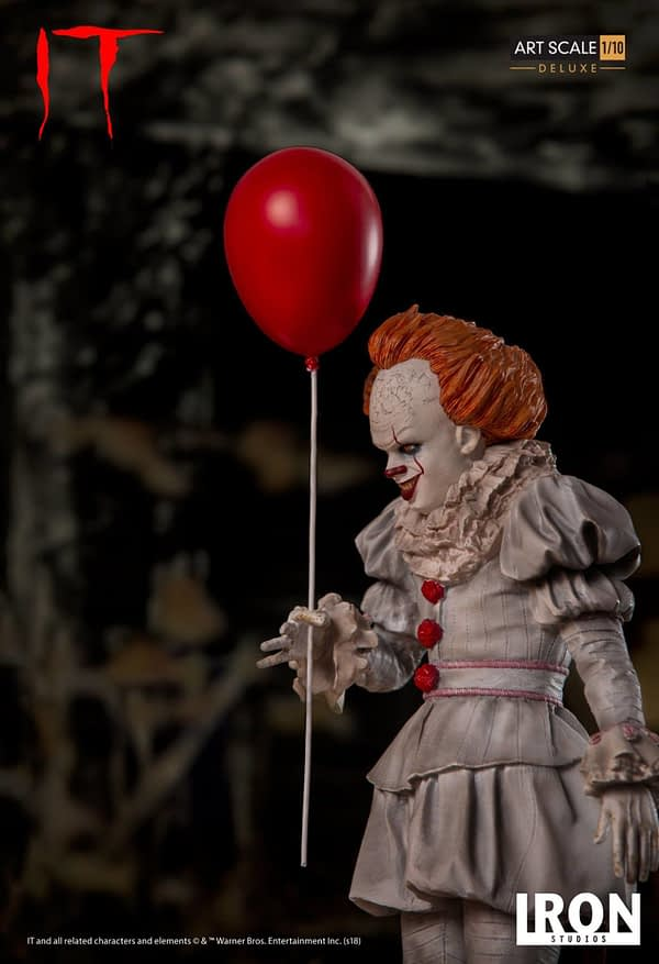Pennywise Iron Studios Deluxe Edition 2