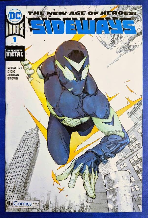 sideways ComicsPRO Variant