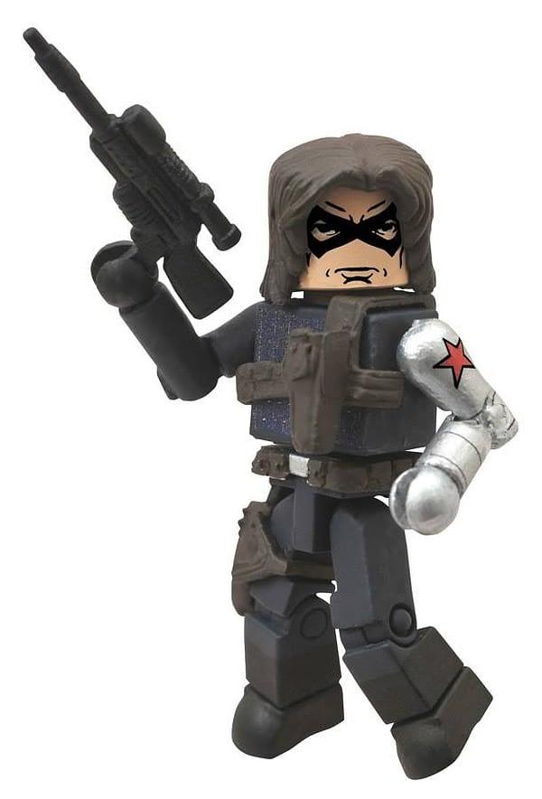 Winter Soldier Minimates