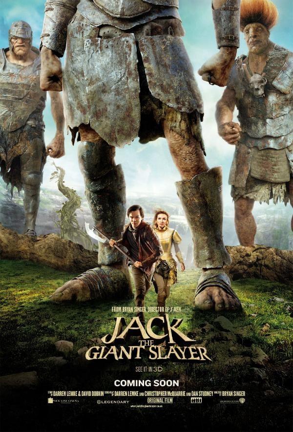 jack giant slayer poster