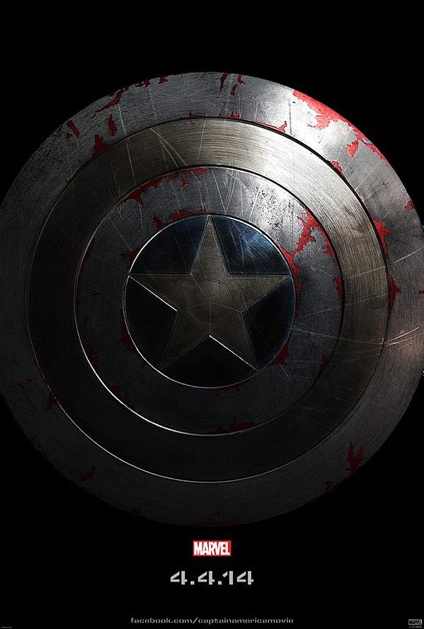 captain america 2 teaser poster