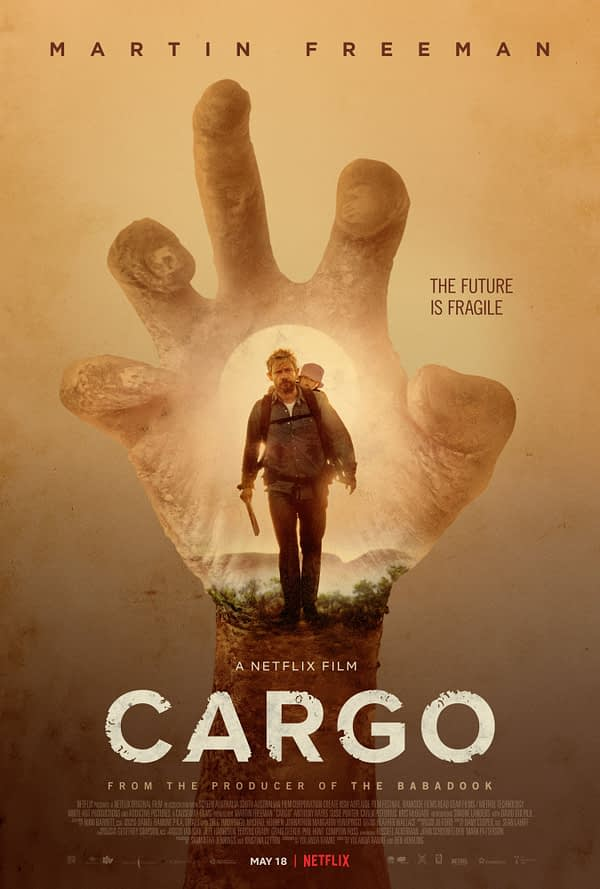 cargo review netflix freeman tribeca