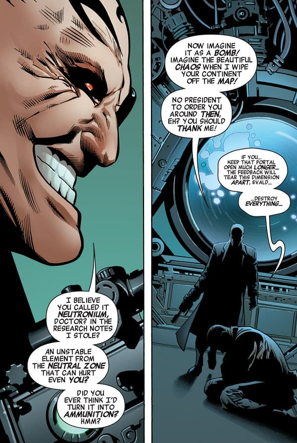 Mighty Avengers (2013-) 009-010