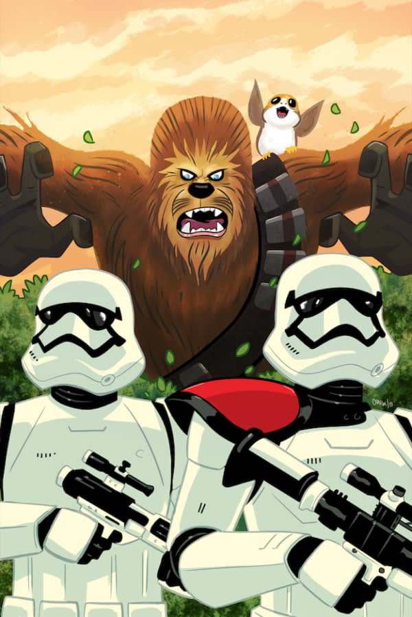 IDW's Star Wars Adventures to Bridge Gap Between Return of the Jedi and Rise of Skywalker