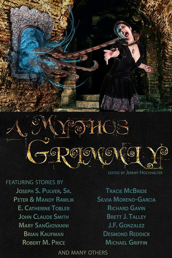 A Mythos Grimmly : Retail Cover Art