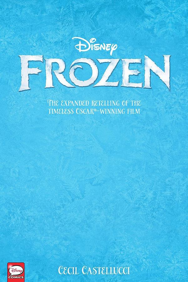 Cecil Castellucci Frozen