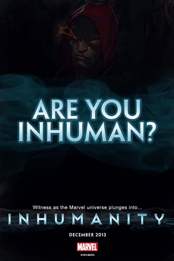 Are You Inhuman_