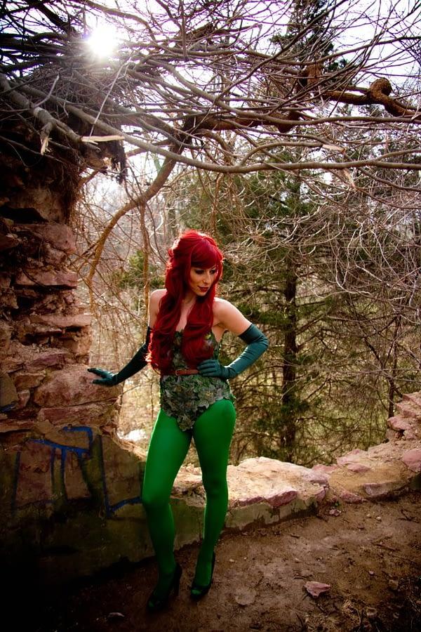 Nicole Poison Ivy