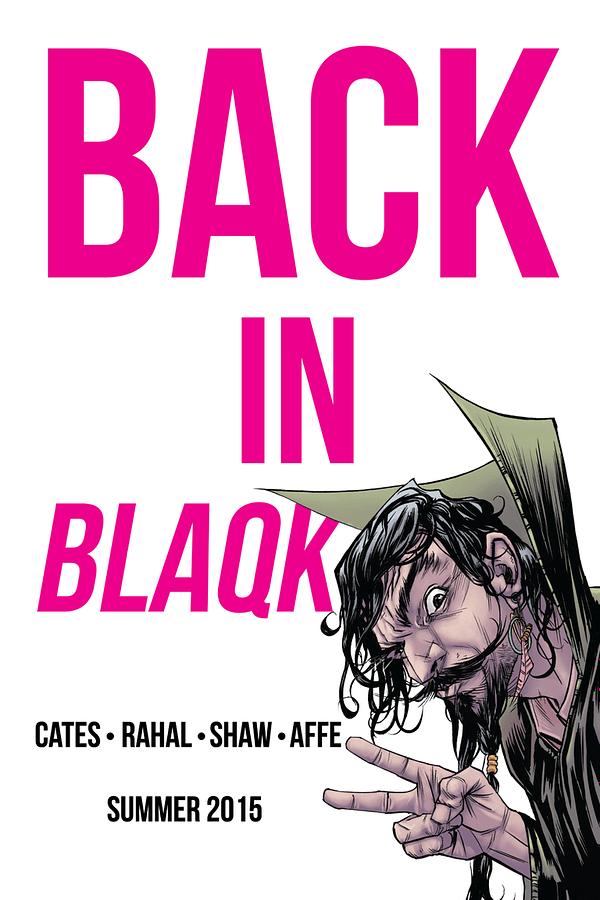 Back in Blaqk