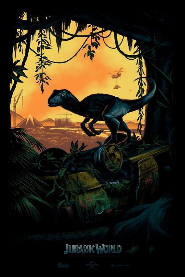Jurassic-World-Comic-Con-artwork