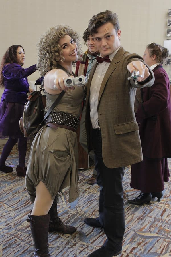 Dr. Who cosplay