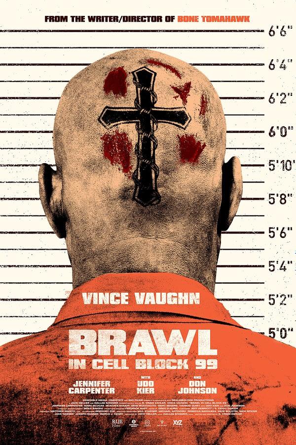 Brawl in Cell Block 99 -- Vince Vaughn