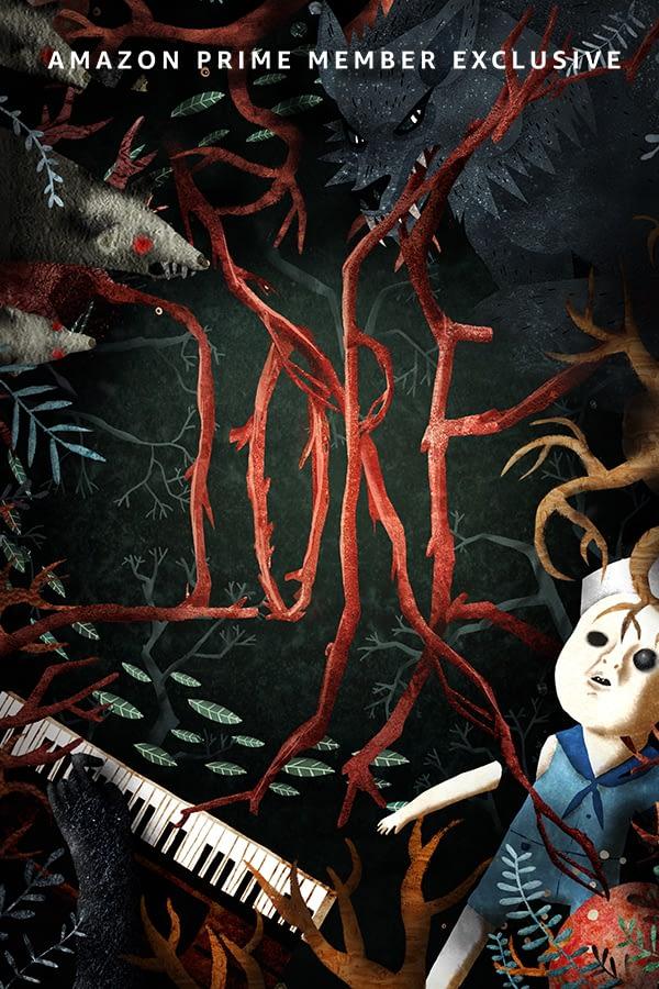 lore amazon series trailer