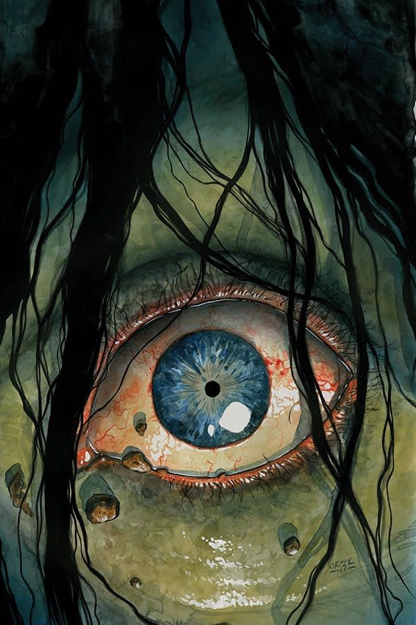 Harrow County #29 Cover by Tyler Crook