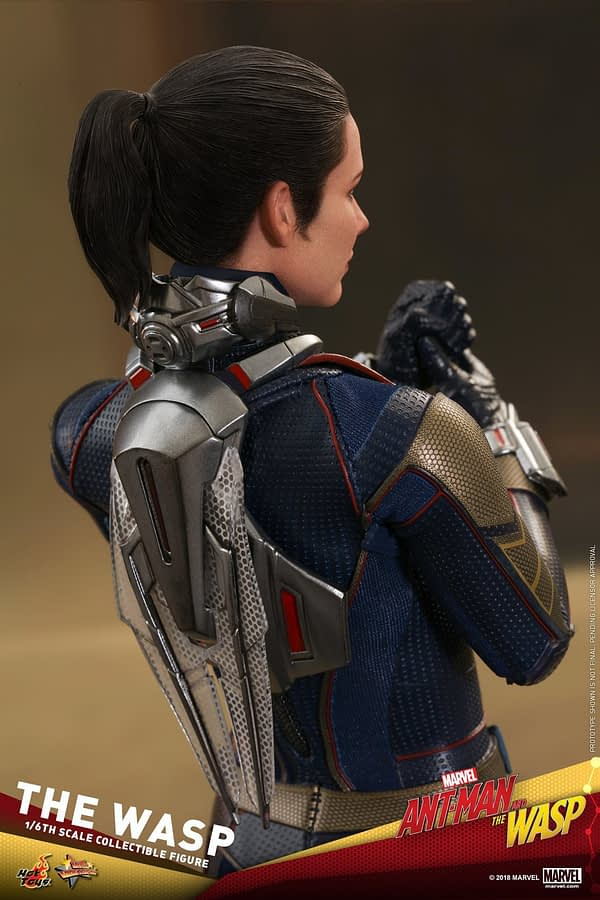 Ant Man and Wasp Hot Toys Figures 11