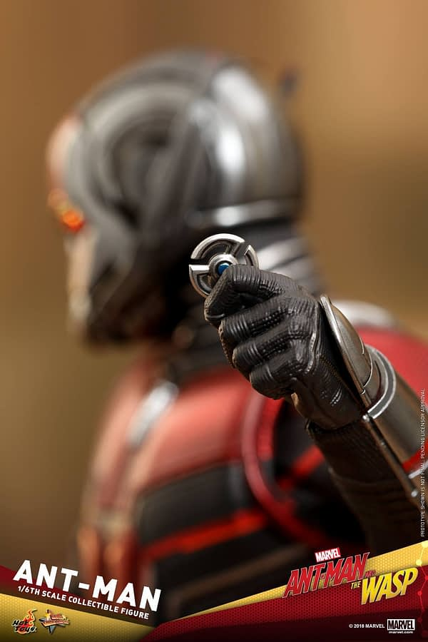 Ant Man and Wasp Hot Toys Figures 21