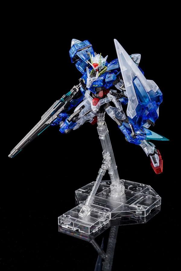 Bandai Gundam Seven Sword (Clear Ver.) SDCC