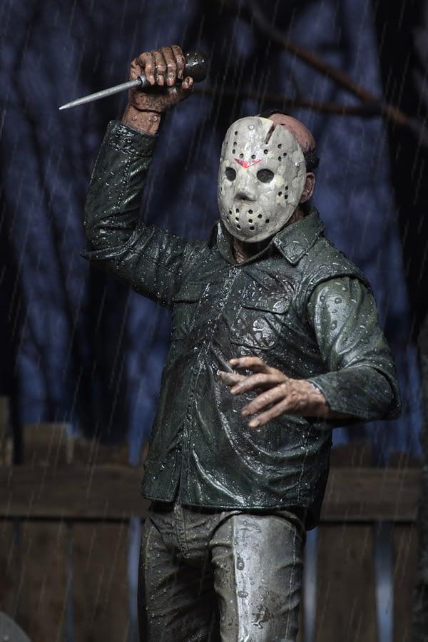 NECA Friday the 13th Part 5 Jason 3