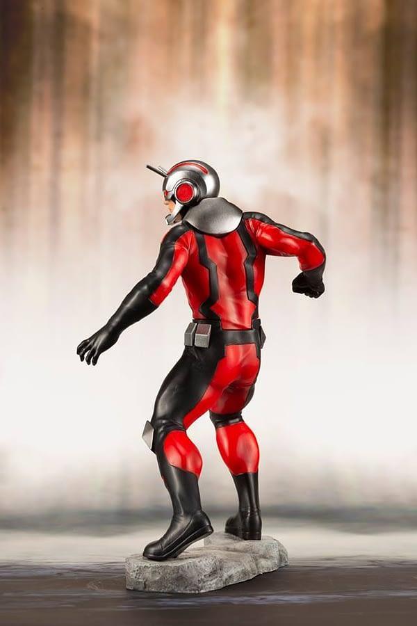 Ant Man and Wasp Kotobukiya Statue 4