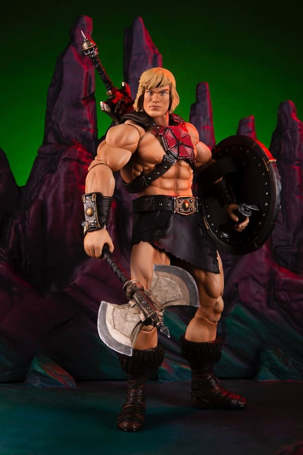 Masters of the Universe He-Man 1:6 Scale Figure