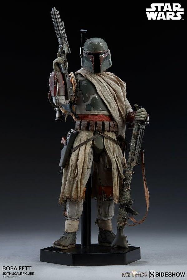 Star Wars Boba Fett Mythos Figure 10