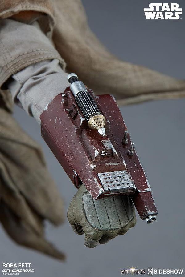 Star Wars Boba Fett Mythos Figure 6