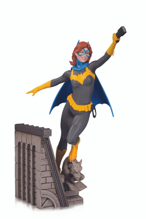 DC Collectibles Batgirl Family Statue