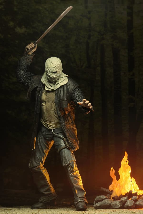 NECA Friday The 13th 2009 Ultimate Jason 2