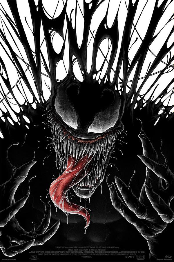 Mondo Venom Poster 2