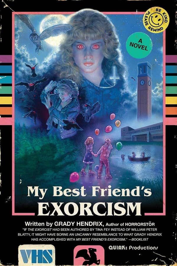 My Best Friend's Exorcism Cover