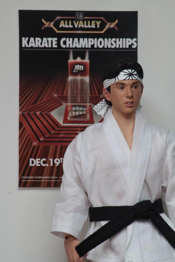 NECA Karate Kid Tournament Set 2