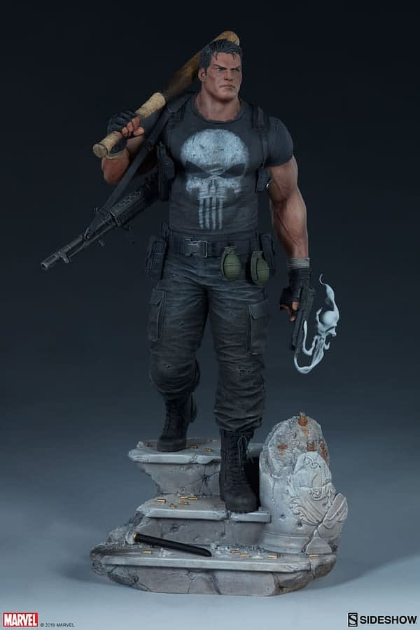 Sideshow Collectibles Punisher Premium Format Figure 2
