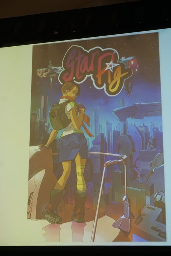 IDW Publishing 20th Anniversary Celebration Panel at Wondercon
