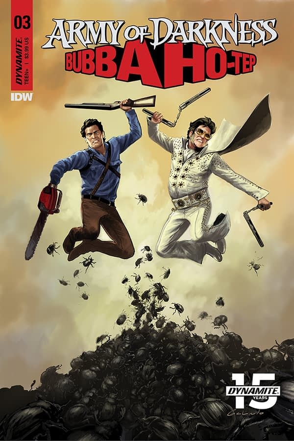 Scott Duvall's Writer's Commentary on Army of Darkness/Bubba Ho-Tep #3